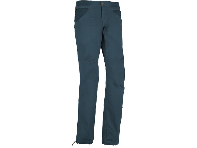 E9 N 3Angolo Trousers Men deep blue